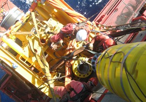 Offshore services and offshore pipeline solutions